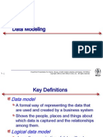 Data Modelling -ERD&Normalisation