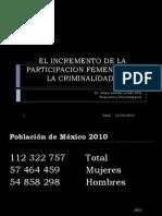 Criminalidad Femenina Editada