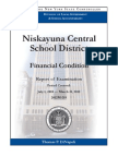 Niskayuna School District Audit