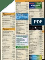 Жёлтые страницы Башкортостан. Уфа 2011-2012. 8(12)
