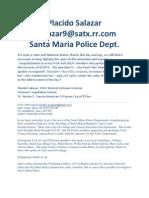 Santa Maria Police Dept.