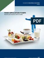 Food Application Pumps