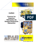 Manual de Perforacion Diamantina GEOTEC