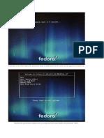 Fedora Con Windows 7 DUALBOOT