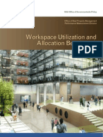 Workspace Utilization Banchmark July 2012