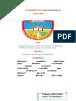 Universidad Católica Tecnología de Barahona