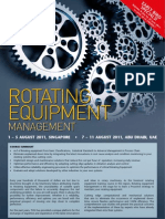 Rotating Equipment Event nadeem