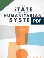 State of Humanitarian System