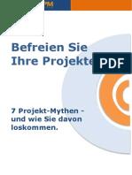 eBook - Befreien Sie Ihre Projekte v7
