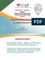 Semana 3 Historia de La Psicofarmacologia
