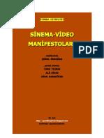 SİNEMA VIDEO MANİFESTOLARI