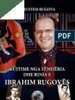 Rrustem Rugova Kujtime Nga Femijeria Dhe Rinia e Ibrahim Rugoves