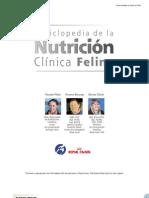 Nutricion Cllinica en Gatos