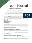 Chilton Times-Journal Engagement Announcement Form
