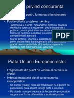 Curs 7. Politica Privind Concurenta