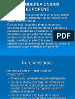 Curs 12. Extinderea Uniunii Europene