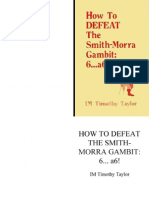 How to Defeat the Smith-Morra Gambit [Taylor, Timothy]