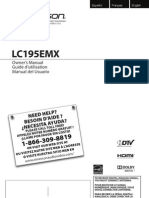 Emerson LC195EMX Manual