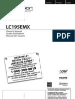 Emerson LC195EMX Manual