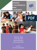 Derechos Humanos, Poblaciones Vulnerables y Plan NacDH