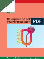 Descripcion de Caldera y Generadores de Vapor