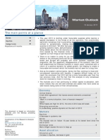 SYZ & CO - SYZ Asset Management - Market Outlook 18 January 2013