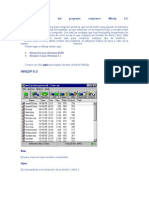 Manual Descriptivo Del Programa Compresor Winzip 6