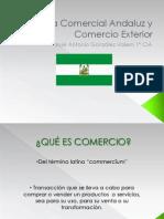 Presentación Sistema Comercial Andaluz