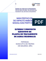 Analisis Proyecto PTAR