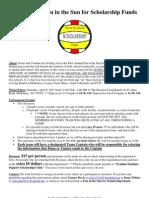 Sand Volleyball Fundraiser - Registration Form