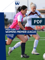 NPL NSW Womens Premier League Media Guide