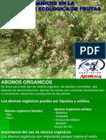 abonos organicos-frutas