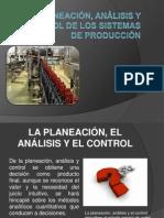 Planeacion Analisis y Control de Los Sistemas