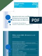 Adaptación de las NIAs en España_Jorge Herreros