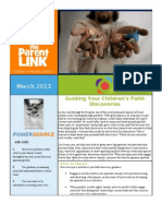 March 2013 SPIN Newsletter
