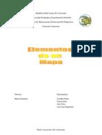 Elementos Básicos de un Mapa