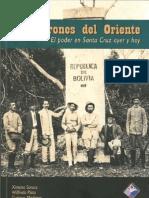 Fundacion TIERRA Barones de La Tierra Santa Cruz