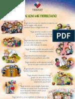 AFICHE. DERECHOS DEL NIÑO