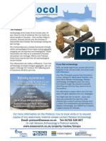 Protocol for the reporting finds of archaeological interest - Handouts 2009