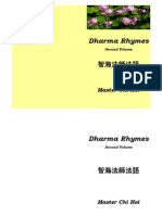 Dharma Rhymes Second Volume