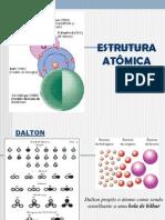 Aula 1-Estrutura Atômica