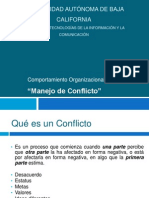 Expo Manejo de Conflicto