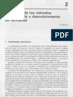 Capitulo 02_Evolución de los métodos de búsqueda y descubrimiento de fármacos