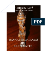 Bata Bill Summers STUDIES7