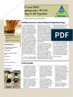 WYSIS Newsletter Vol 1