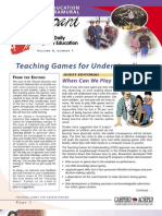 Pe Understanding Games
