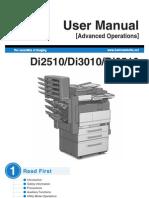 Di-2510,3010,3510 User Manual