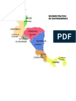 Centroamerica Datos y Caracteristicas