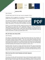 IDEA of DRAWING _ Labels of wines Tenuta Di Fessina