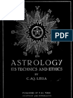 6736216 Astrology Its Technics and Ethics